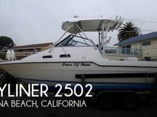 Bayliner Trophy 2502 WA