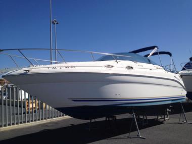 SEA RAY SUNDANCE 260 in Pto Dptivo de Mazagón   Power boats