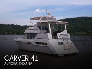 Carver 355 AFT CABIN