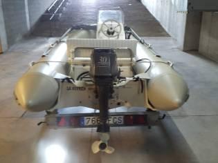 ZODIAC STAR 400