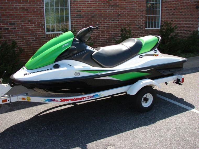 2006 Kawasaki STX 15 F Jet Ski WaverUnner in Grevena   Jet skis used ...