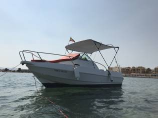 Playamar 520 fisher