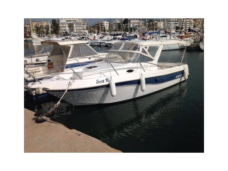 Used cuddy cabin for sale buy used boats cuddy cabin for for Best small cabin boats