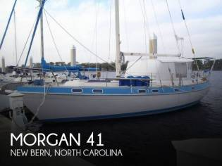 Morgan 41 Classic