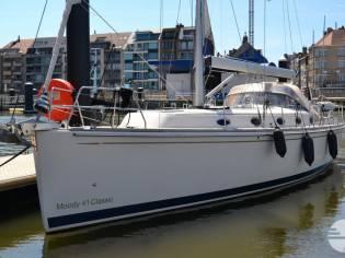 Hanse Yachts Moody 41 Classic