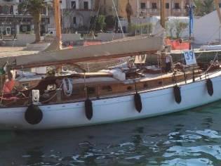 Custom Eugene Cornu Bermudan Cutter/Sloop