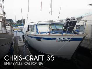 Chris-Craft Cavalier 35 Double Cabin