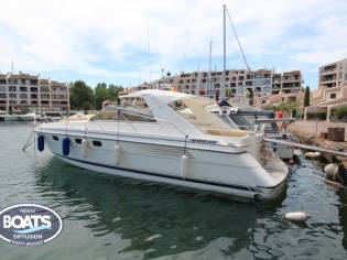 FAIRLINE TARGA 42 FJ43491