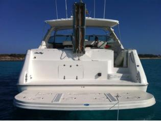 SEA RAY 480/500 SUNDANCER