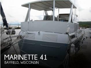 Marinette 41 Flybridge