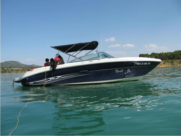 sea ray 220 select in madrid