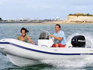 Mercury Ocean Runner 420