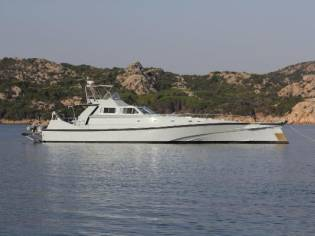 Motor Yacht Safehaven ENMER
