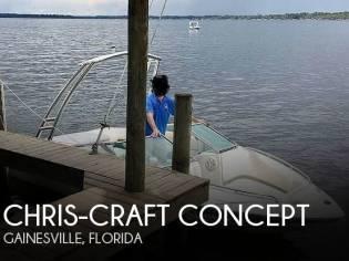 Chris-Craft Concept