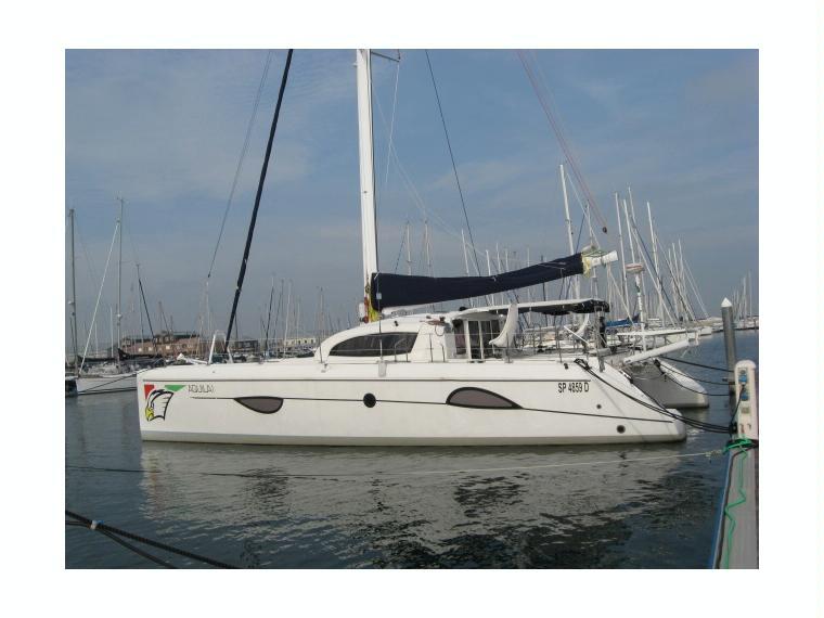 Outremer 49 sport in Pto Ravenna - Marinara   Catamarans ...