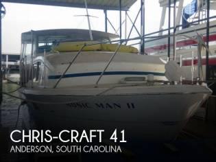 Chris-Craft 41 Commander