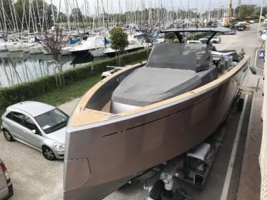 Custom Cantiere del Pardo Pardo Yachts 43