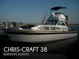 Chris-Craft 38 Riveria
