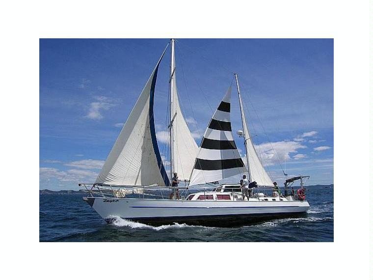 Joe Adams Ketch In New Zealand Sailboats Used 15410