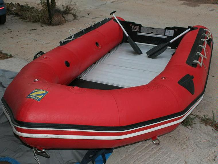 zodiac MK2 Futura S in CN San José | Inflatable boats used