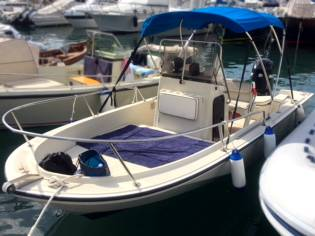 Boston Whaler 17 Montauk in Tuscany | Open boats used 54995