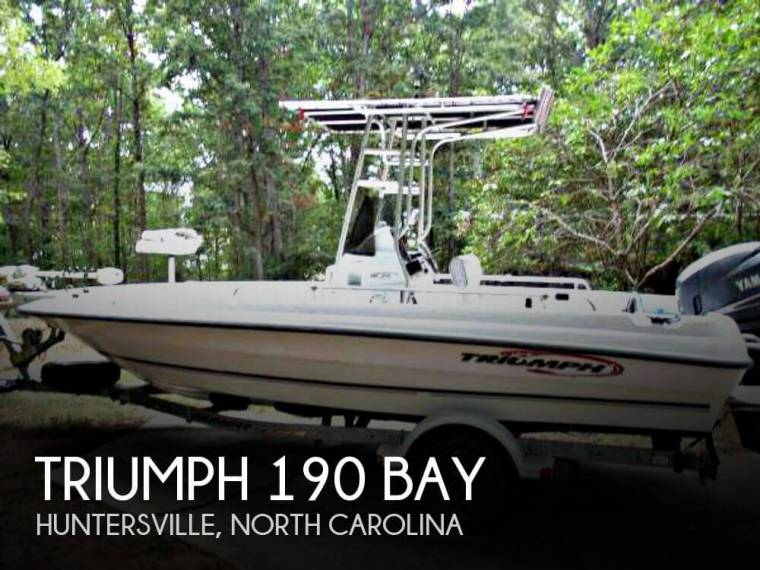 Triumph 190 bay in florida power boats used 98565 inautia features of triumph 190 bay swarovskicordoba Image collections