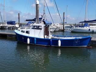 Viking Converted Lifeboat