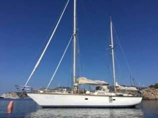 Ketch Chaitane 15m