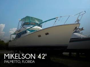 Mikelson 42 Sportfish