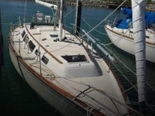 S2 Yachts 11 Meter Aft Cockpit