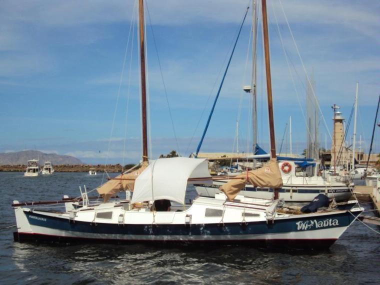 Catamaran Wharram Tiki 31 In Anzoategui Catamarans