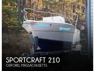 Sportcraft 210