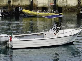 Obe pescador 550 (Honda Fourstroke 50)