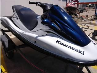 Boat Kawasaki STX 12 F | iNautia com - iNautia
