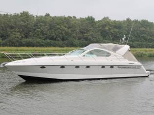 Fairline Yachts -UK Fairline Targa 48
