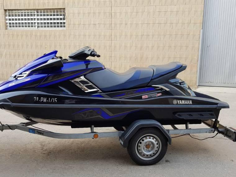 Yamaha FX SVHO® in Pto Dptvo El Masnou | Jet skis used 67574 - iNautia