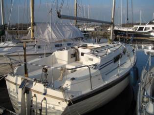 Westerly Yachts Westerly Merlin 28 in Saône-et-Loire