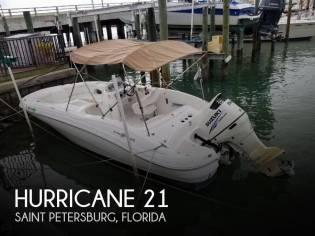 Hurricane 203 Sun Deck Sport