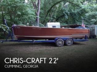 Chris-Craft U22 Sportman