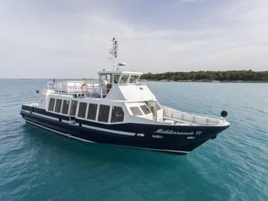 Passenger boat 145 pax