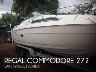 Regal Commodore 272