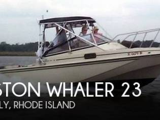 Boston Whaler 22 Revenge WT