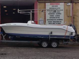 Quicksilver Pilothouse 630 ( Reformada)