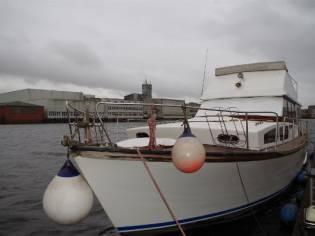 Sonstige Motoryacht Lütje-Werftbau