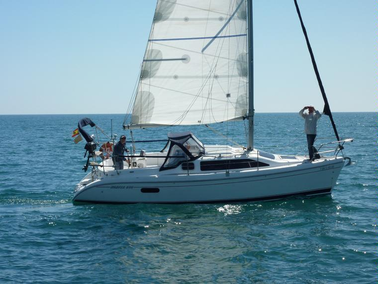 hunter 280 in cn vilanova i la geltr u00fa