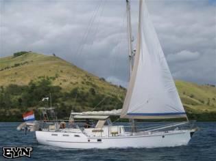 Hartley Fijian Cutter 49
