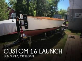 Custom Tanja Launch 16