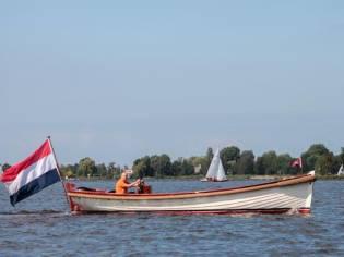 Wasbak 1 Meter : Wajer kapiteinssloep meter in friesland power boats used