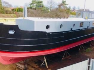 Berkeley Barge