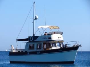 Trawler 38
